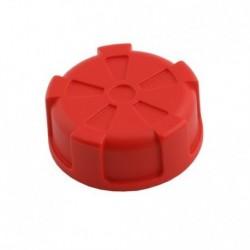 Bouchon rouge pour réservoir essence de kart