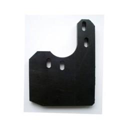 Protection en polyéthylène pour disque de frein