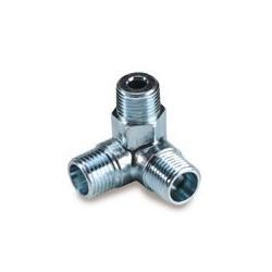Raccord 3 voies pour pompe ou étrier de frein (Type A)