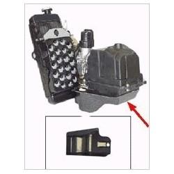 Protection pluie pour moteur Rotax Max