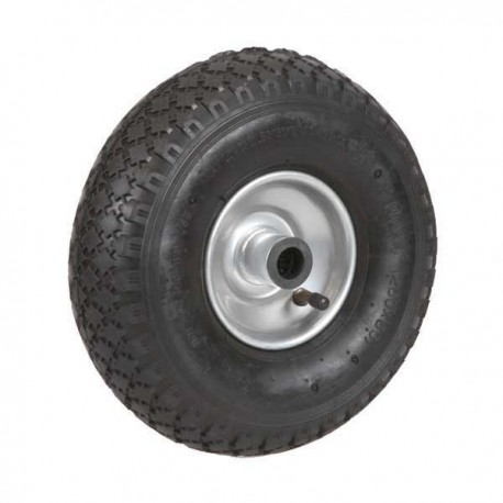 roue 4 pouces avec jante aluminium pour chariot porte kart mat riel karting. Black Bedroom Furniture Sets. Home Design Ideas
