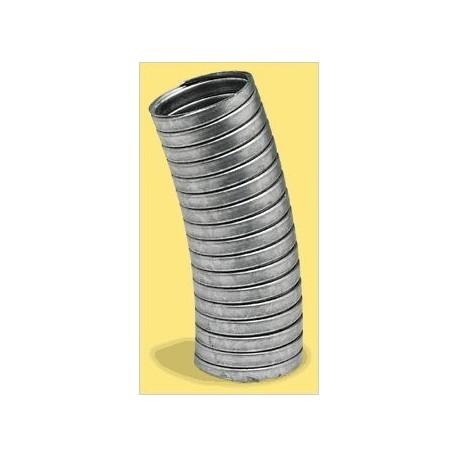 Flexible pour pot d'échappement 50/46mm