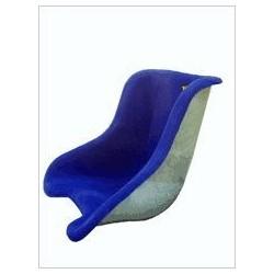 Siège Tillett T8 couvert - Bleu