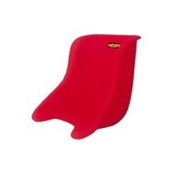 Siège Tillett couvert - Rouge