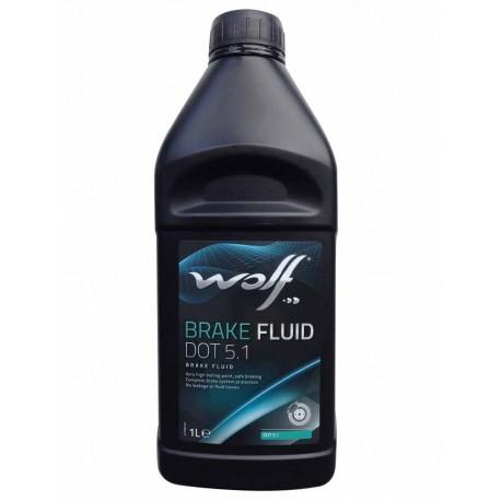 Liquide de frein Wolf Dot 5.1