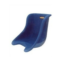 Siège Tillett couvert - Bleu