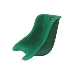 Siège Tillett couvert - Vert