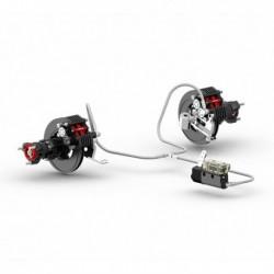 Système de freinage avant complet Speed Evo 4WP Noir