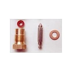 Siège et pointeau acier + rondelle cuivre pour HL304-334-360