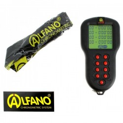Alfano Kronos V2 A-192 - Chronomètre 4 pilotes
