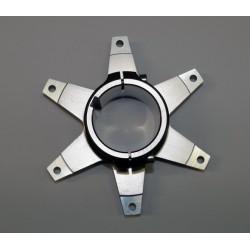 Porte couronne 50mm en étoile