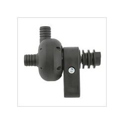 Pompe à eau noire