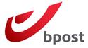 Logo de la poste belge