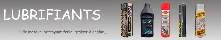 Découvrez l'ensemble de nos lubrifiants et produits d'entretien pour votre kart